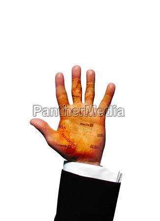 brazil hand