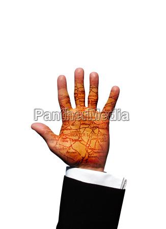 london hand