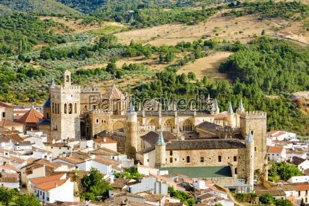 guadalupe prowincja caceres estremadura hiszpania