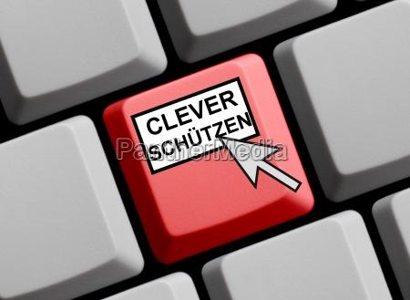 bezpieczna ochrona online