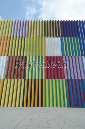 kolorowe kolektora kolor karo monachium styl