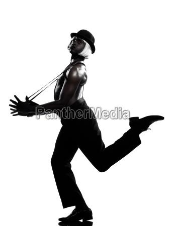 taniec tancerza