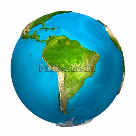 planet earth ameryka poludniowa