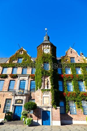dusseldorf town hall