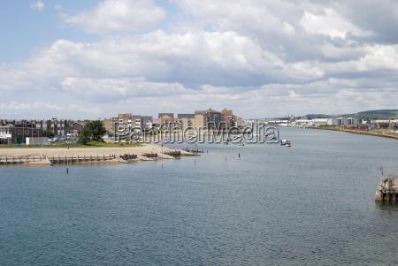 port anglia morskich morze ocean aqua
