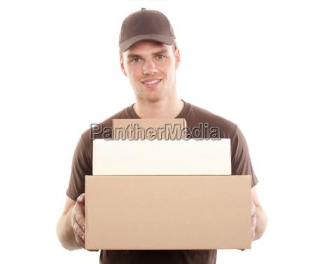 pakiet dostawy