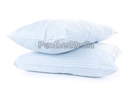 dwie poduszki