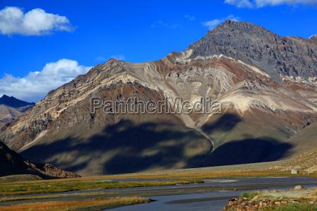 indie tybet gora buddyzm himalaje zanskar