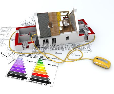 energy efficient housing project