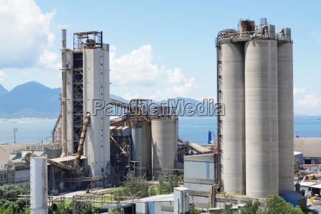 zaklad cementowy betonowy lub cementowy przemysl