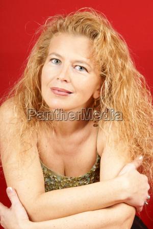 kobieta womane baba dama portret potrait