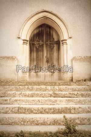 stare drzwi koscielne