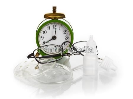 still life zblizenie refleksja zegarek data