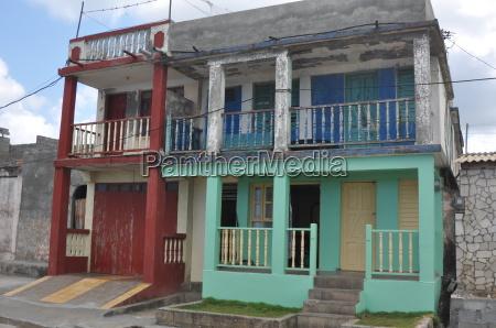 cuba houses in baracoa eastern
