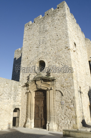 medieval fortified church