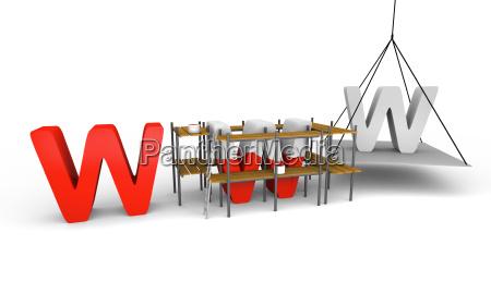 internetowej internet www siec internetowa
