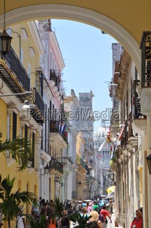 hawana, stare, miasto, –, kuba - 6206252