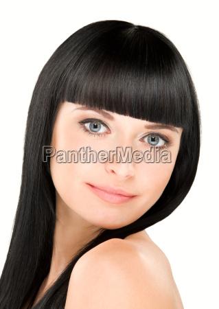 idealny brunetka