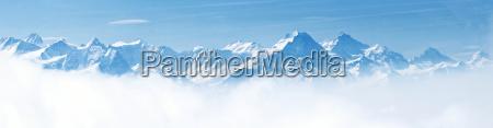 alpy szwajcaria voralpen pejzaz krajobraz natura