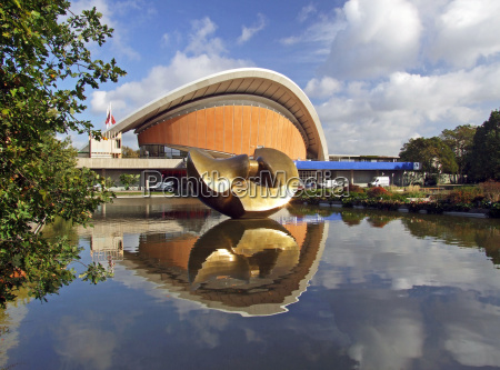 sztuka kultura berlin styl budowy architektura