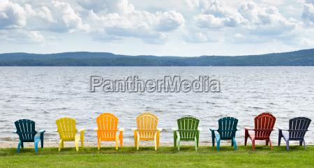 krzesla z jeziora
