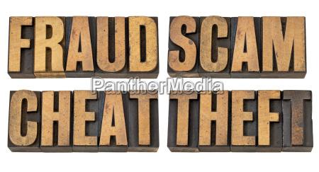 oszustwa oszustwo oszustwo i kradziez