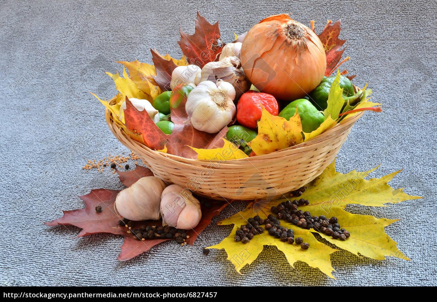 jesienne, warzywa - 6827457