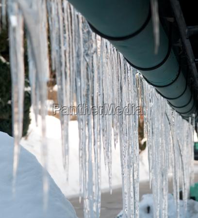 zima zimowy zimno chlod lod mroz