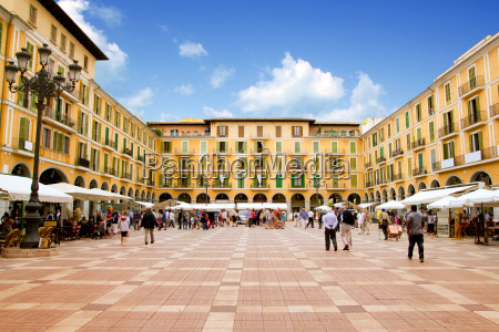 majorca plaza mayor in palma de