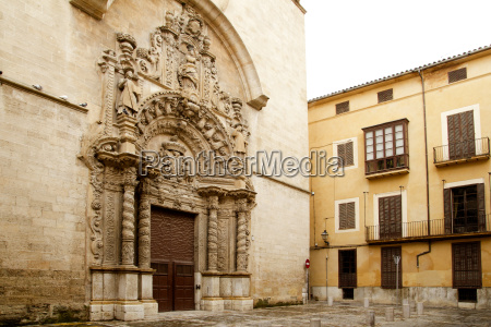 church of montesion monti sion in
