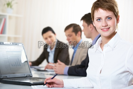 working female