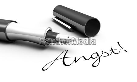 strach pen concept