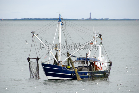 trawlery rybne norderney