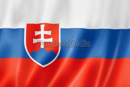 flaga slowacka