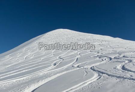 szczyt skipiste hoehepunkte hoehepunkt wierch zimowy