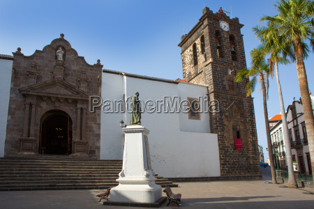 santa cruz de la palma plaza