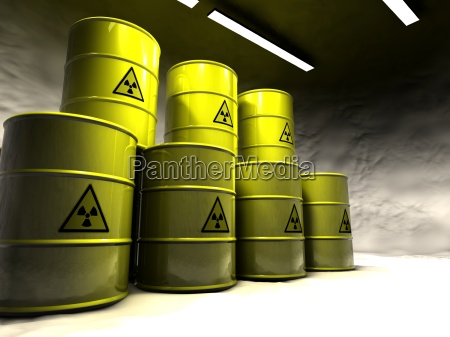 radioaktywnie jadrowej