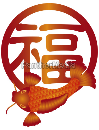 ryba chinczyk chinski azjatka karp azjata