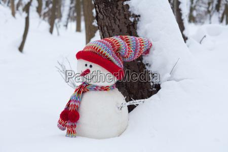 zima zimowy zimno chlod poziome poziomo