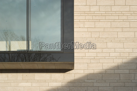 architectural design with window