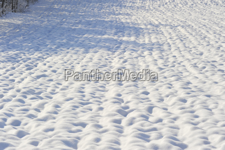zima snieg acker kultury harshmaking budowa