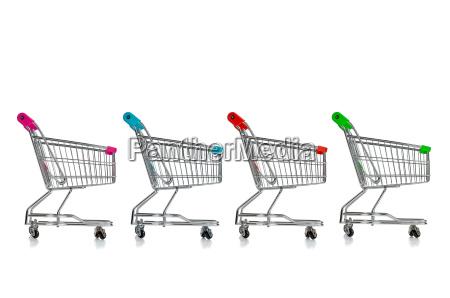 wozki na zakupy