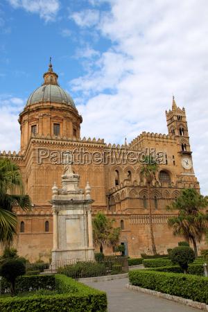 kosciol katedra sycylia italy wlochy