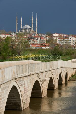 selimie mosque edirne turcja