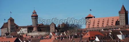 nuremberg kaiserburg burggrafenburg hostel fuenfeckturm heidenturm
