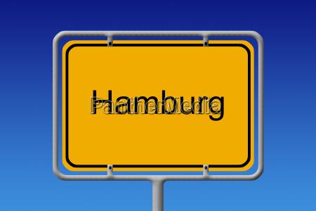 tarcza miasta hamburg