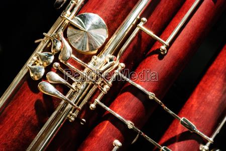 instrument detego fagotu