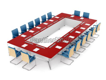 wnetrze nikt spotkan wspolczesny zespoly stol