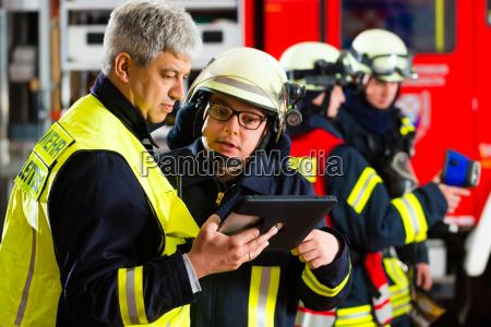 fire department stosowanie planowania na