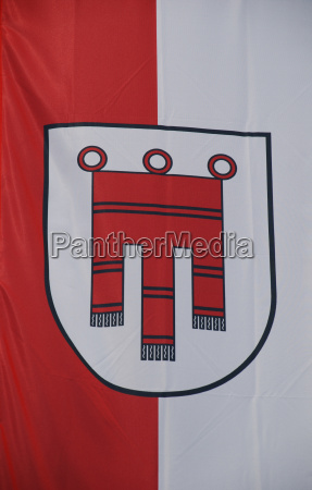 vorarlberg flag banner crest flag state